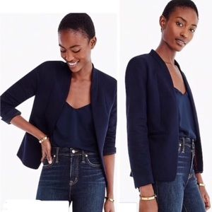 "NWT • J. Crew ""Going Out Blazer"" •Stretch Twill"